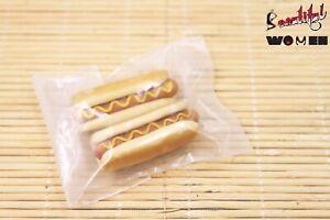 2pcs HOT DOG  hotdog food for American Girl Our Generation 18'' doll D5-3