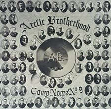 ARCTIC BROTHERHOOD nome alaska antique photo vtg gold mining angels camp calif