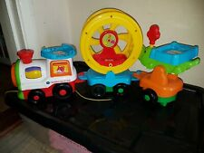 Vtech Baby Toot-Toot Animals Pull Along Train Toy