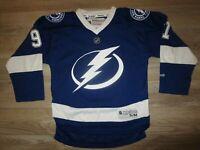 Steven Stamkos #91 Tampa Bay Lightning NHL Ice Hockey Jersey Youth M 10-12