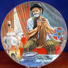 GREATEST CLOWNS OF THE CIRCUS ~ OTTO GRIEBLING ~ Circus World Museum ~ 1982 Ret.