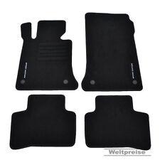 Velours Edition Fußmatten passend für Mercedes GLK X204 ab Bj.06/2008 - Heute