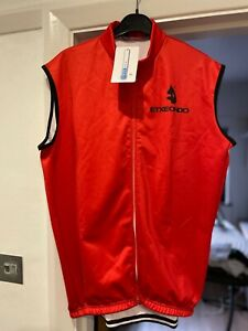 Etxeondo Cycling Vest Gilet  XL Extra Large New With tags