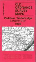 Old Ordnance Map Padstow, Wadebridge & Bodmin Moor 1905 - England Sheet 336