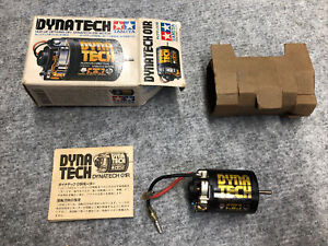 Tamiya 53001 DYNATECH 01R- Brushed Motor Boxed Used Excellent Condition