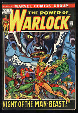 Warlock #1 FN W Pages Origin of Adam Warlock 1st app of Astrella Carpenter