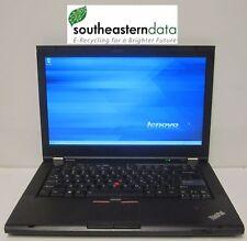 Lenovo ThinkPad T420, Intel Core i5-2540 @ 2.60GHz, 6GB RAM, 320GB HDD, Win 7