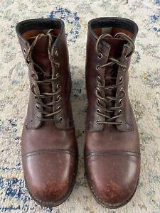 Frye Prison Boots