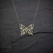 Origami Butterfly Jewellery | Bohemian Geometric Style Necklace
