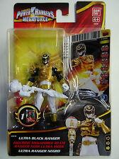 Power Rangers - Megaforce - Ultra Black Ranger