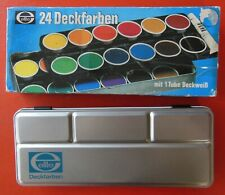 Elite 24 Deckfarben watercolor paints