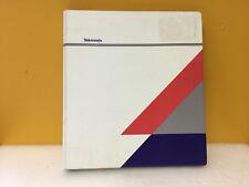 Tektronix 070-8571-04 TDS310, TDS320, TDS350 Oscilloscope, Programmer Manual