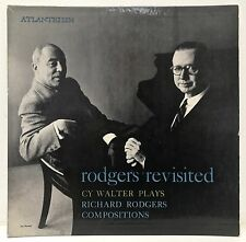 CY WALTER Plays Richard Rodgers  Rodgers Revisited ATLANTIC 1236 DG Mono LP NM