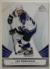 Luc Robitaille 2012-13 Upper Deck SP Game Used Hockey