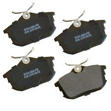 Disc Brake Pad Set-Stop Semi-Metallic Brake Pad Rear Bendix SBM838