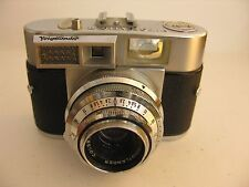 Voigtlander Rangefinder + Lens Vitomatic Vintage Camera + BONUS