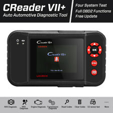 LAUNCH X431 Automotive OBD2 Scanner Check Car Engine Transmission SRS ABS Reset