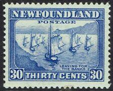 NEWFOUNDLAND 1932 SHIPS 30C
