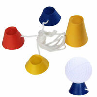4 in1 Golf Rubber Tees Winter Tee Set Golf Home Range Training Practice P9Q2