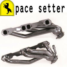 PaceSetter 70-1320 Shorty Header 96-99 Suburban C1500 K2500 Tahoe 5.7L w/o AIR