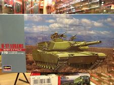 Kit maqueta M-1e1 Abrams 1 72 Hasegawa 31135