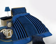 Trapunta 1 piazza F.C. Internazionale letto Singolo 170X260 made in Italy *01385