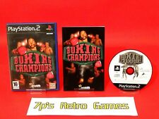 Boxing Champions (PS2) Midas