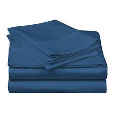 Smooth Sateen Cotton Sheet Set