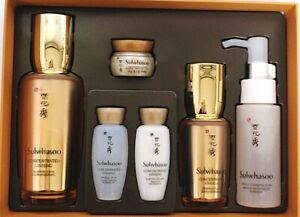Sulwhasoo Concentrated Ginseng Renewing Serum Gift Set Anti-aging Smooth Firm Sk