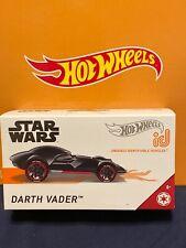 Hot Wheels id Series 1 DARTH VADER, Ltd. Run Die-cast, MISB/New (Mattel 2019)