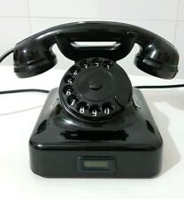 phone DISC SIEMENS SH36 ITALIAN BACHELIT RESTORED ! Sip VINTAGE READY TO USE