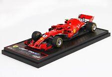 BBR C235B - 2018 Ferrari - Kimi Raikkonen - WINNER - US GP at Austin COTA Tameo