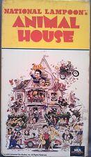 Animal House (VHS, 1995) John Belushi & Kevin Bacon [R] National Lampoon Comedy.