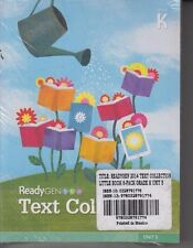 ReadyGEN Text Collection 2014 Little Book 6 Pack Gr K Unit 5 NEW (EY-47)
