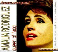 CD - Amalia Rodriguez - Queen of Fado (Portuguesse Fado) PRECINTADO - NEW SEALED
