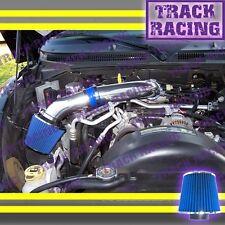 00-10 DODGE DAKOTA DURANGO RAM 1500 3.7L V6 4.7L V8 AIR INTAKE KIT Blue S