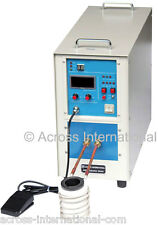25KW 30-80KHz Mid-Frequency Induction Heater Heating Melting Furnace System