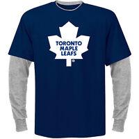 Toronto Maple Leafs T-Shirt 5XL Long Sleeve NHL Hockey Majestic Athletics