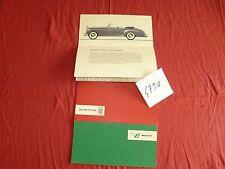 N°4790  / catalogue gamme BENTLEY et ROLLS-ROYCE    Phanton 5 ,Silver Cloud 2