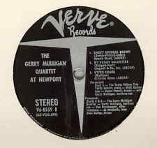 THE OSCAR PETERSON TRIO AND THE GERRY MULLIGAN QUARTET AT NEWPORT