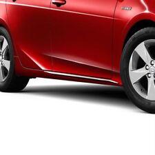 Genuine Toyota Prius Side Sills Chrome 2015 on pw156-47000-01