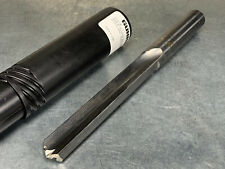 Guhring 18mm Carbide Drill, Straight Flute, Thru Coolant Fed, 185mm OAL