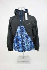 O'NEILL Mens Black & Blue Tycho Fleece Lined Ski Jacket Coat XL BNWT