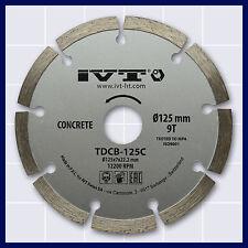 Diamanttrennscheibe Ø 125 mm für Beton Concrete