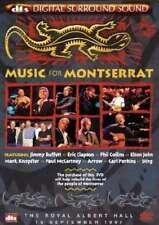 Various Artists - Music For Montserrat NEW DVD