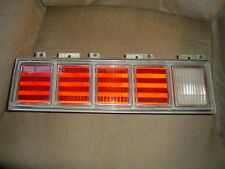 78 CHEVROLET CHEVY MONTE CARLO L LH LEFT DRIVER SIDE TAIL LIGHT ASSEMBLY