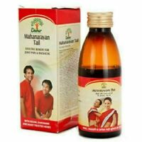 Dabur Mahanarayan Tail Effective Remedy For Joint Pain & Backache 100ml