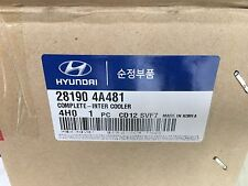 NEW GENUINE HYUNDAI INTERCOOLER I-LOAD AND I-MAX 2.5Ltr Turbo Diesel 2008-2013