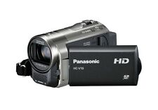 PANASONIC HC-V10 CAMCORDER BOXED SD / SDHC CARD HD HIGH DEFINITION VIDEO CAMERA