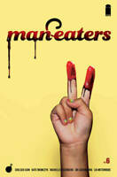 MAN-EATERS # 6 IMAGE COMICS COVER A MITERNIQUE 2019 YELLOW